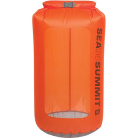 Sea to Summit Ultra-Sil View Dry Sack 4L Orange